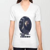 smaug V-neck T-shirts featuring Kili - The Hobbit the desolation of Smaug  by KanaHyde