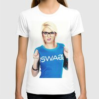swag T-shirts featuring Swag by Taylor Brynne-Model