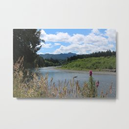 the hoh rainforest Metal Print