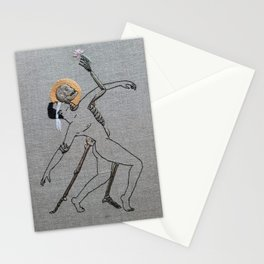 Divinity and Dust Stationery Cards