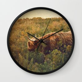 Beast of the southern wild Wall Clock
