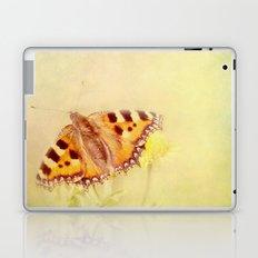 Textured Butterfly Laptop & iPad Skin