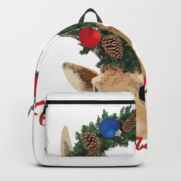 Feliz Navidad Spanish Merry Christmas Backpack