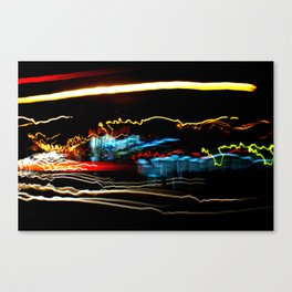 BY-PASS_NY 05 Canvas Print