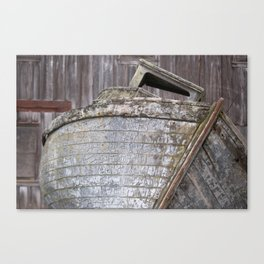 Washed-up Canvas Print