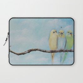 One Spring Day Laptop Sleeve