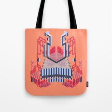 Keep of the Blue Lobster Tote Bag