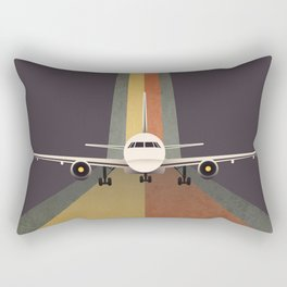 Take Off Rectangular Pillow
