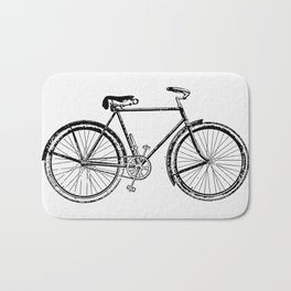 Bicycle Bath Mat