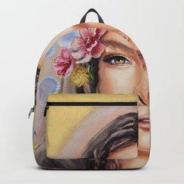 Früling Mädchen Backpack