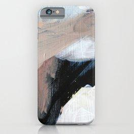 In the clouds. iPhone Case