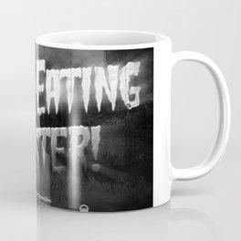 """""""Brain-Eating Monsters"""" Coffee Mug"""