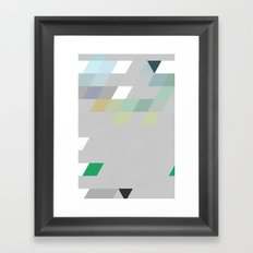 Develop Framed Art Print