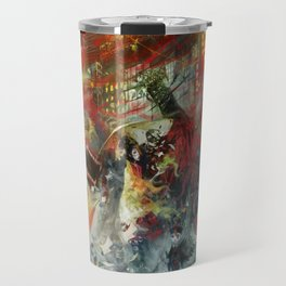Ghost's night Travel Mug