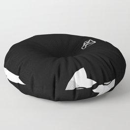 Tea Lover Floor Pillow