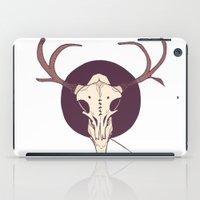 hamlet iPad Cases featuring Ho, Hamlet. by J. Kiakas