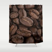 good morning Shower Curtains featuring Good Morning by UtArt