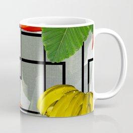 Tropical Squares Coffee Mug