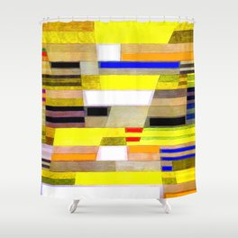 Paul Klee Monument in Fertile Country Shower Curtain