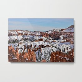 Bryce Canyon - Sunset Point Metal Print