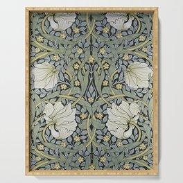 William Morris - Pimpernel  Wallpaper Design Serving Tray