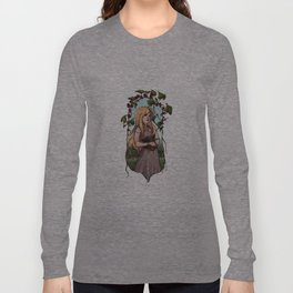 Witch of the Woods Long Sleeve T-shirt