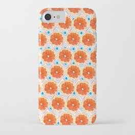 Citrus/Geo iPhone Case