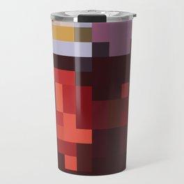 Southern Pixelistic Cadillac Muzik Travel Mug