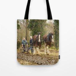 Working Horses 3 Tote Bag