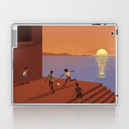 Dreaming the World Cup Laptop & iPad Skin