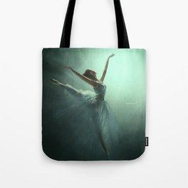 Dancing in the Light Tote Bag