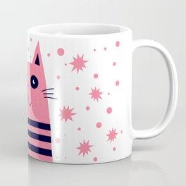 Dreaming Kitty Coffee Mug