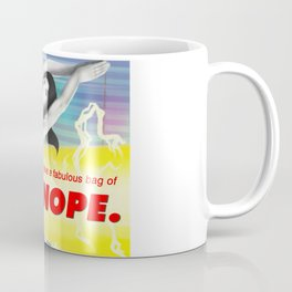 Wii Fit Trainer NOPE Coffee Mug