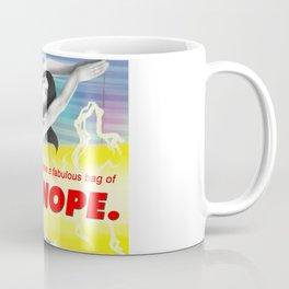 Wii Fit Trainer NOPE Coffee Mug