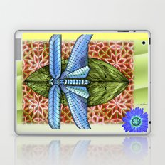 Dragonfly to Your Dreams Laptop & iPad Skin