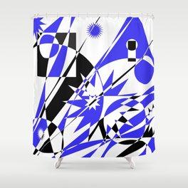 The Finn Shower Curtain