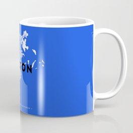 Boston Map Coffee Mug