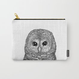 Tiny Owl Carry-All Pouch