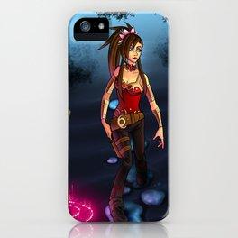 .:Through the Mist:. iPhone Case