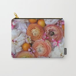 Flower Design 13 Carry-All Pouch