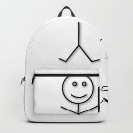 I'VE GOT YOUR BACK JOKE T SHIRT best friend joke gift tshirt gift Backpack