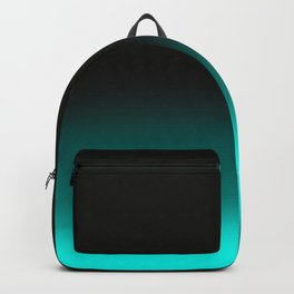 Faded in Turquoise Backpack