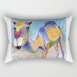 Camelorful Rectangular Pillow