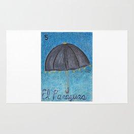 El Paraguas Rug