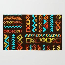Bold Ethnic pattern n.5 Rug