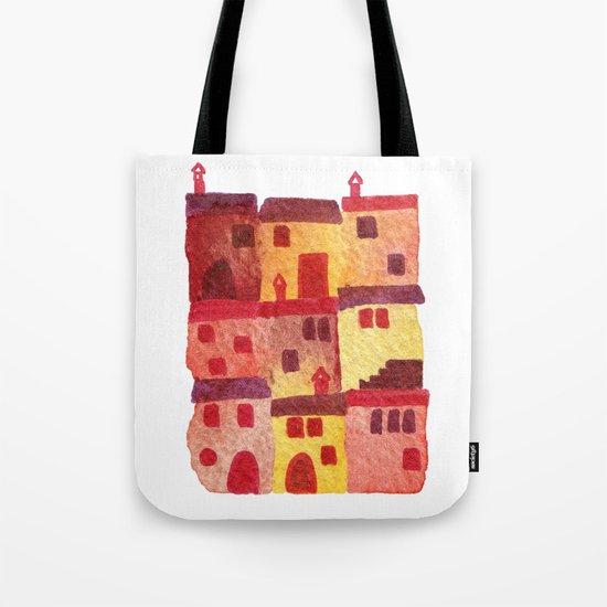 Tuscan Holiday Tote Bag