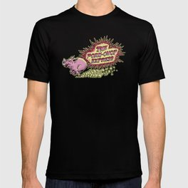 Pork-Chop Express - Big Trouble In Little China T-shirt