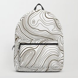 Topo Lines Backpack