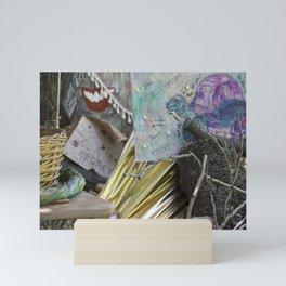 Rabbit's Storytelling Throne, No. 27 Mini Art Print