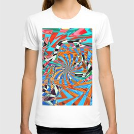 Colorful Mess T-shirt
